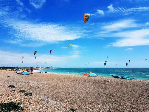 Hvad er kitesurfing Danmark?